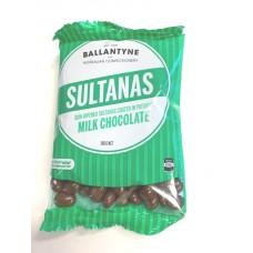 Ballantynes Milk Chocolate Sultanas 180g