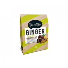 Darrell Lea Dark Chocolate Ginger Gift Box 200g