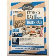 Darrell Lea Dad's Bag 1045g