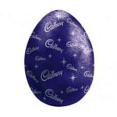 Cadbury Milk Chocolate Hollow Egg 50g