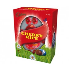 Cadbury Cherry Ripe Egg Gift Box 186g