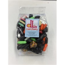 dL Confectionery Liquorice Aniseed Mix 500g