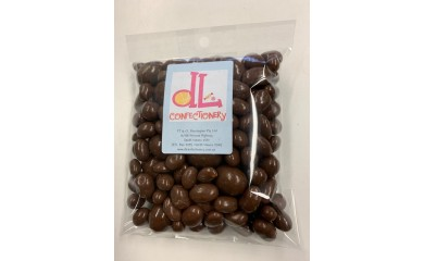 dL Confectionery Milk Chocolate Peanut Almond Sultana Mix 300g