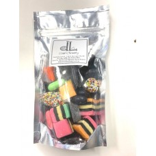 dL Confectionery Liquorice/Aniseed Mix 200g