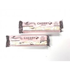 Mondo Cherry Soft Nougat Bars 45g