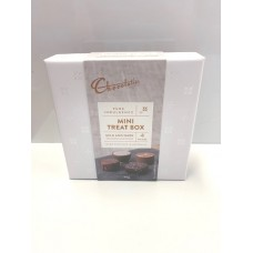 Chocolatier Pure Indulgence Milk and Dark Chocolate Mini Treat Box 40g