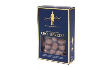 Ernest Hillier Milk & White Chocolate Berries Gift Box 240g