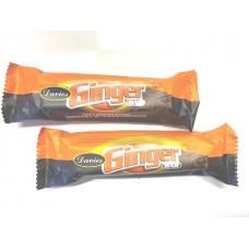 Davies Chocolates Dark Chocolate Ginger Bar 50g
