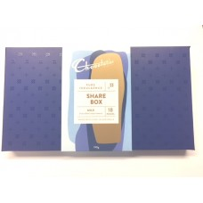 Chocolatier Pure Indulgence Milk Chocolate Share Box 190g
