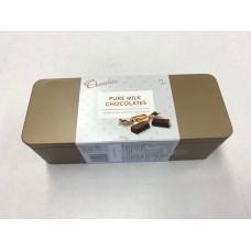 Chocolatier Pure Milk Chocolates Tin 250g
