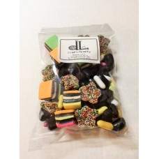 dL Confectionery Liquorice/Aniseed Mix 300g