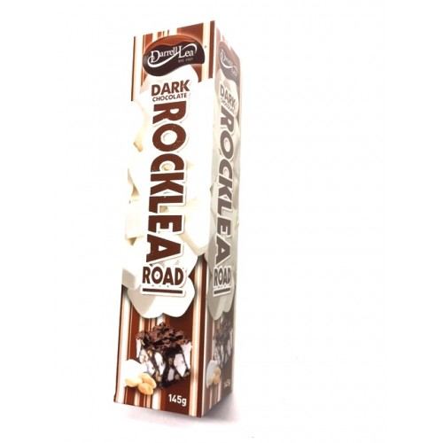 Darrell Lea Dark Chocolate Rocklea Road 145g