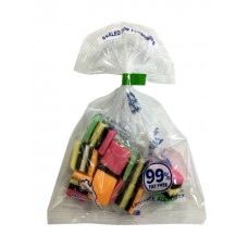 dL Confectionery Liquorice Allsorts Bag 100g